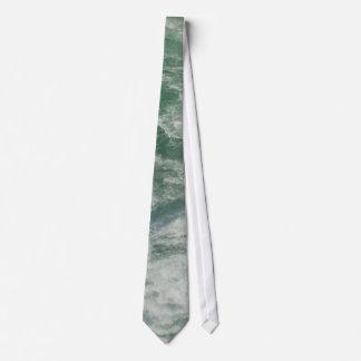 Agua blanca corbatas personalizadas