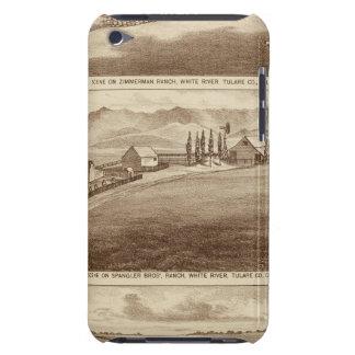 Agua blanca, ranchos de Saucelito iPod Case-Mate Protector