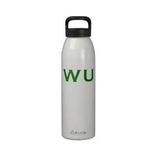 Agua Bottle2 de WU Botella De Beber
