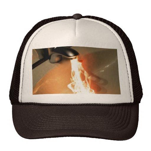 Agua caliente gorras