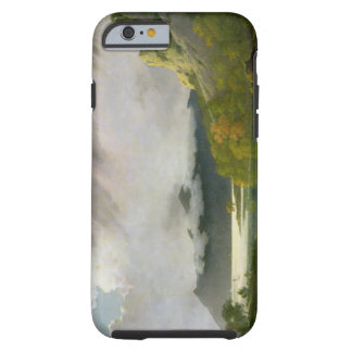 Agua de Derwent con Skiddaw en la distancia, Funda De iPhone 6 Tough