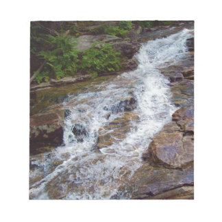 Agua de la montaña de New Hampshire Blocs De Notas
