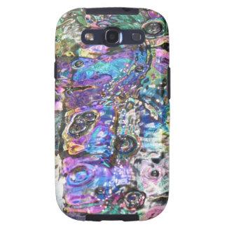agua de la prisma 3D Samsung Galaxy SIII Funda