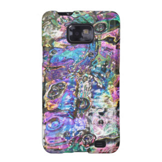 agua de la prisma 3D Samsung Galaxy S2 Carcasa