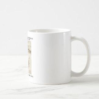 Agua de los estudios que pasa caer de los taza de café