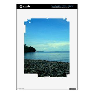 agua de mar pegatinas skins para iPad 3