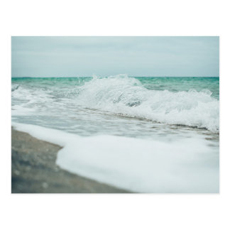 agua de mar tarjetas postales