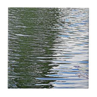 Agua de ondulación azulejos cerámicos