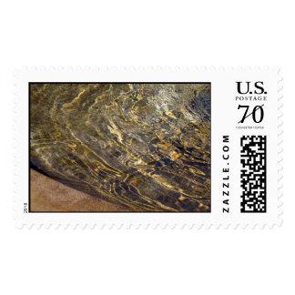 Agua de oro 2 de la fuente - sello grande