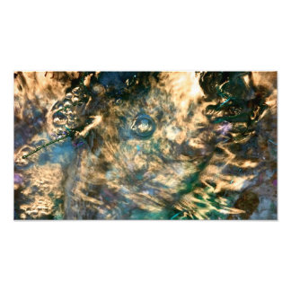 Agua de oro fotografías