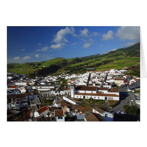 Agua de Pau - Azores Greeting Cards