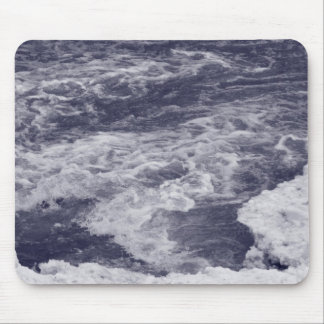 Agua de precipitación mouse pads