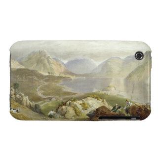 """Agua de Wast, """"del distrito inglés del lago"""", 1853 Case-Mate iPhone 3 Protector"""