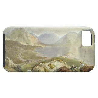 """Agua de Wast, """"del distrito inglés del lago"""", 1853 iPhone 5 Fundas"""