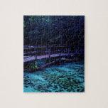Agua debajo del puente puzzles con fotos