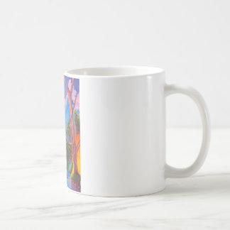 AGUA del PLANETA - BR del artista plástico de Taza De Café