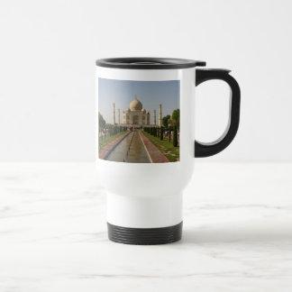 agua del Taj Mahal Taza De Café