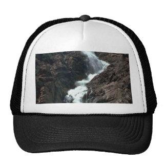 Agua del top gorras de camionero