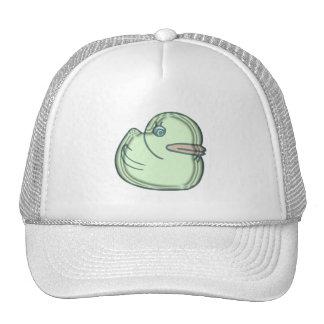 Agua Duckie Gorros Bordados