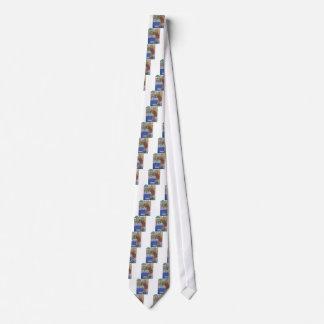 Agua fría corbata