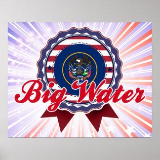 Agua grande, UT Impresiones