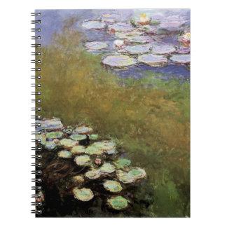 Agua-Lillies, 1914-17 Libro De Apuntes