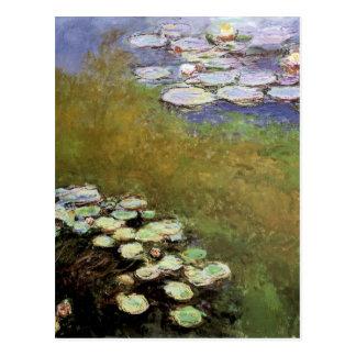 Agua-Lillies, 1914-17 Postal