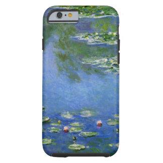 Agua Lillies de Monet Funda De iPhone 6 Tough