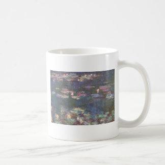 Agua Lillies de Monet Taza De Café