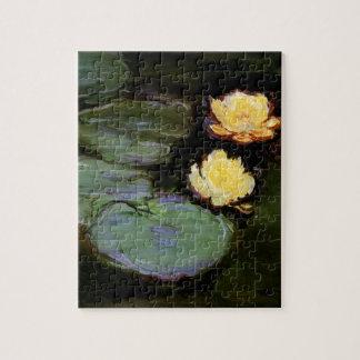 Agua-Lirios: 1897-98 de Monet Puzzles