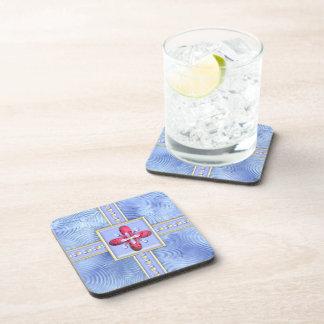 Agua Lotus Posavasos De Bebida