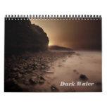 Agua oscura calendarios