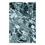 agua papelería de diseño