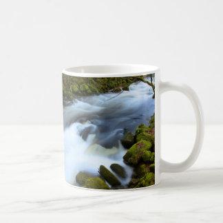 Agua suave taza clásica