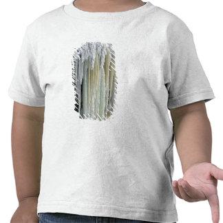 Agua subterránea azul del hielo y fugada Tahquame Camiseta