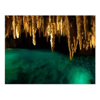 Agua subterráneo de las cuevas N Postal
