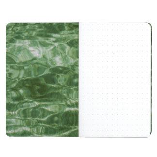 Agua verde cuaderno