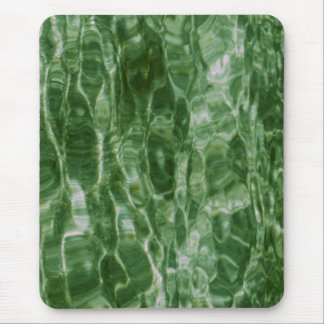 Agua verde tapetes de ratón