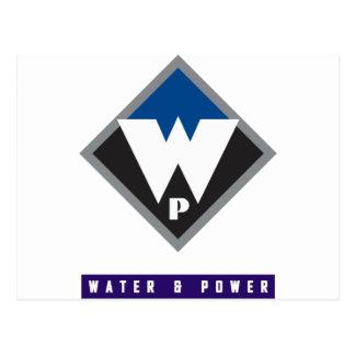 Agua y poder postal