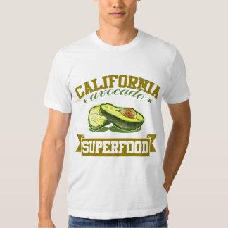 Aguacate de California Poleras