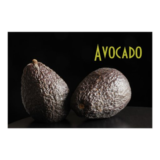 Aguacate Posters