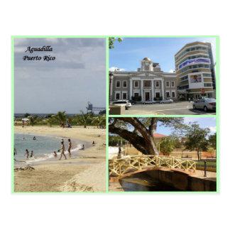 Aguadilla Mix 1 Postcard