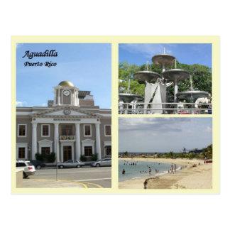 Aguadilla Mix II Postcard