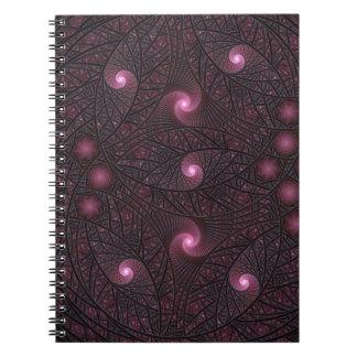 Aguafuerte cristalina cuadernos
