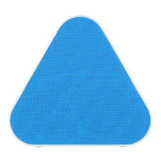 Aguamarina acolchada altavoz bluetooth