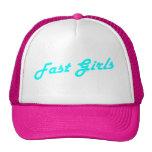 Aguamarina de FG litro en el gorra rosado