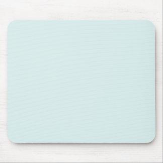 Aguamarina de la luz del cojín de ratón del color  mousepad