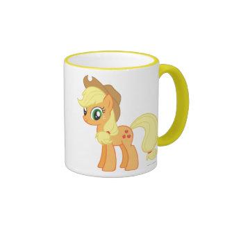 Aguardiente de manzana taza de café