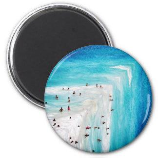 Aguas 2 Inch Round Magnet