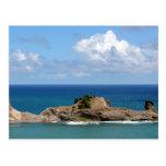 Aguas azules de Laborie, St Lucia Postal
